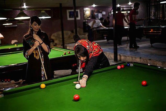 Обратная сторона Ирана на фотографиях от Hossein Fatemi