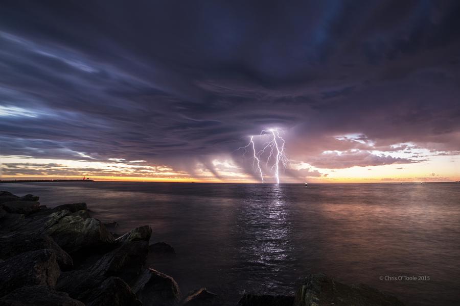 36 фотографий молний, заряженных природной энергией