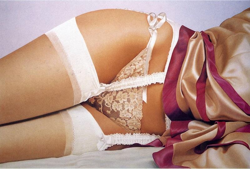 18 аппетитных картин девушек в соблазнительном нижнем белье