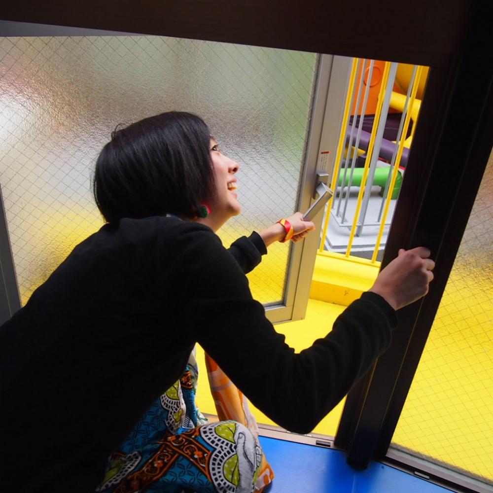Необычный жилой дом-тренажёр в Японии
