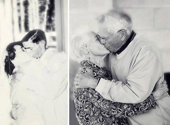 Когда любовь не стареет