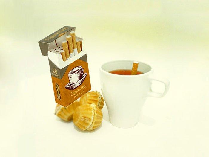 Оригинальные чайные пакетики