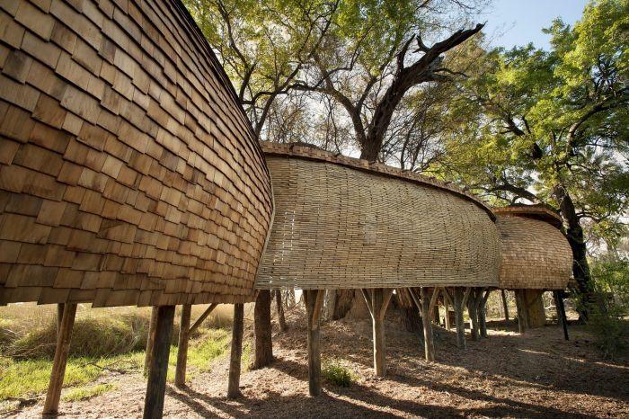 Уникальный отель, вдохновленный дикой природой