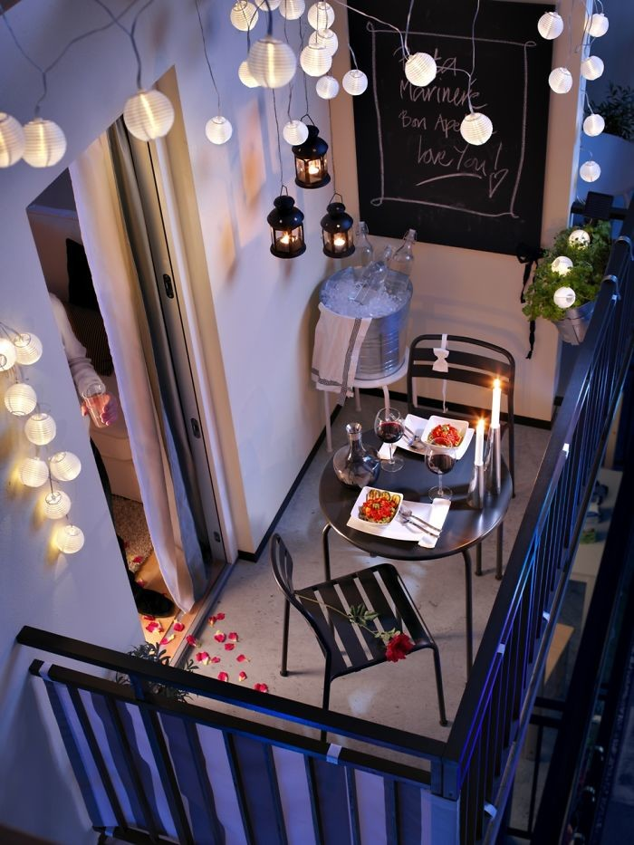 17 идей для декорирования балкона