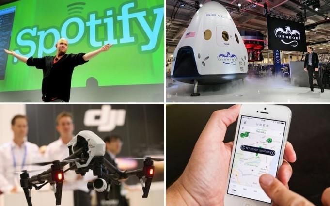 Самые успешные стартапы в мире