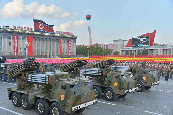 Секретная повседневная жизнь армии Северной Кореи