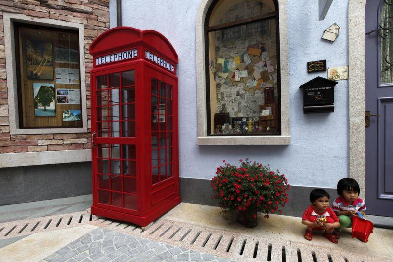 В Китае можно найти почти любую мировую достопримечательность