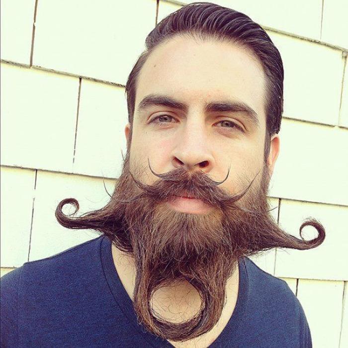 Мистер Невероятная Борода