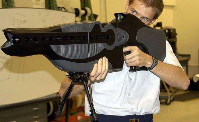 Самое инновационное оружие нашего времени