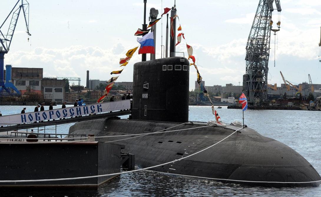 Современное вооружение российской армии