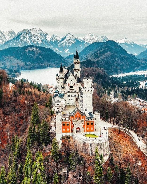 17 сказочных мест, похожих на портал в волшебный мир