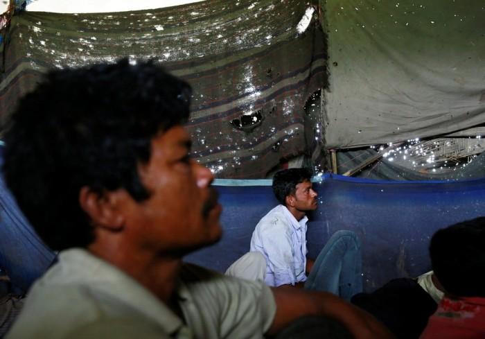 Кинотеатр для бедных в Индии