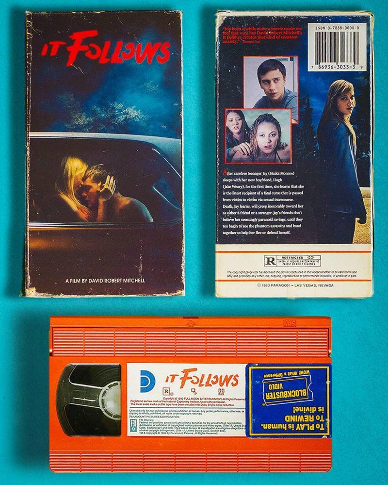 Если бы современные блокбастеры выпускали на видеокассетах