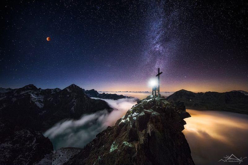 Великолепные снимки гор от немецкого фотографа