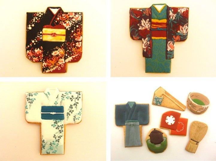 Кулинарные шедевры от художницы Тихиро Огуры