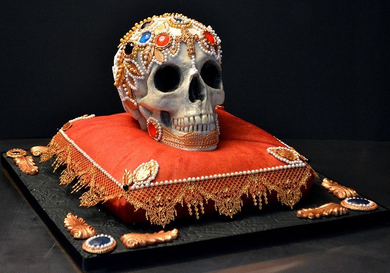 Шокирующие торты от Аннабел де Веттен