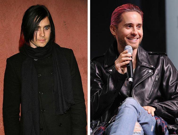 Популярные рокеры середины 2000-х тогда и сейчас