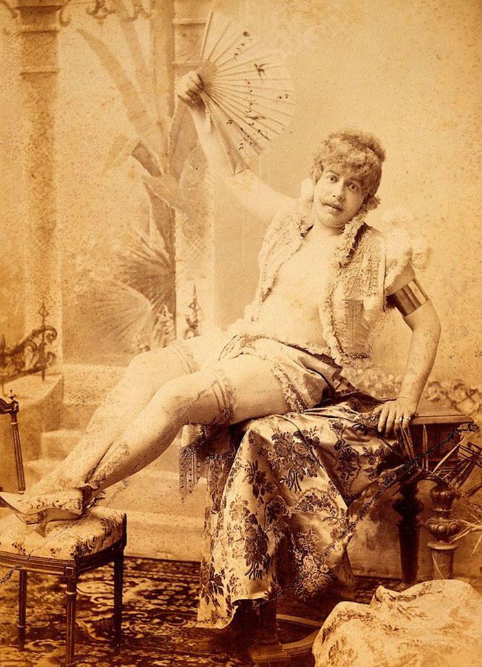 25 редких и забавных фотографий викторианской эпохи