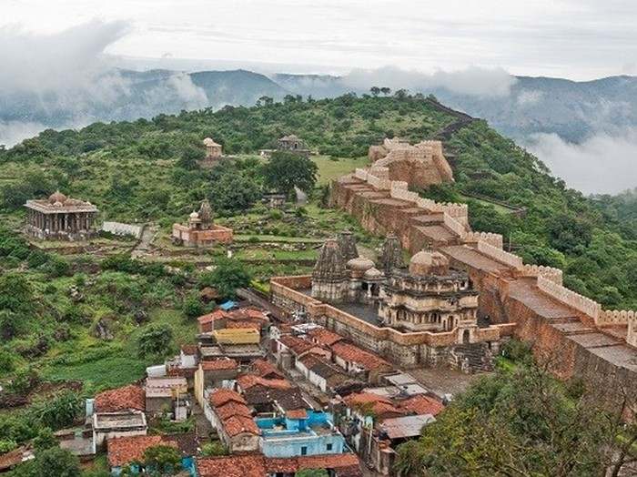 25 древних архитектурных чудес, которые стоит увидеть