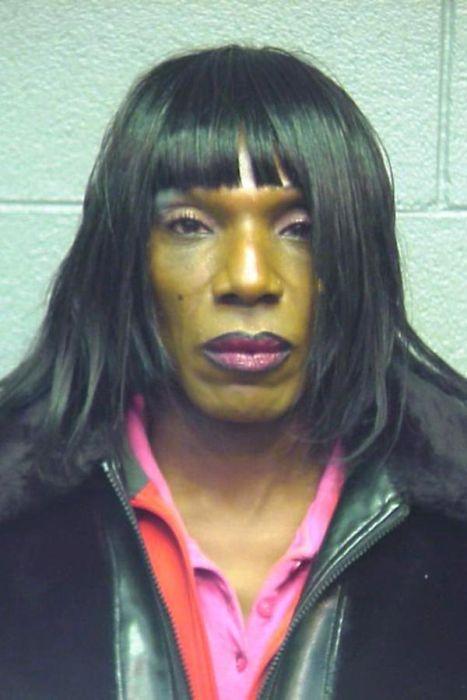 Магшоты американских проституток