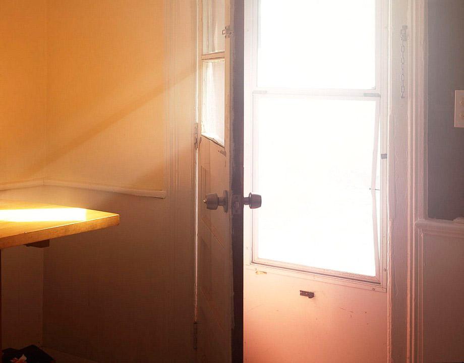 Видимый свет – серия фотографий Александра Хардинга