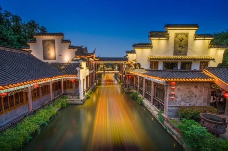 Потрясающие древние города в Китае