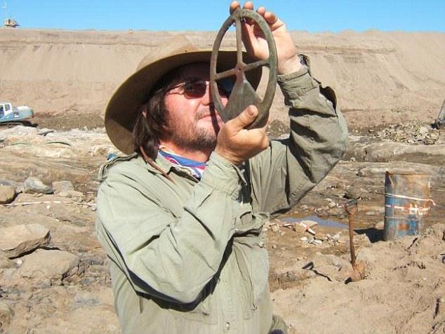 В пустыне найден 500-летний корабль с золотом на 13 млн долларов