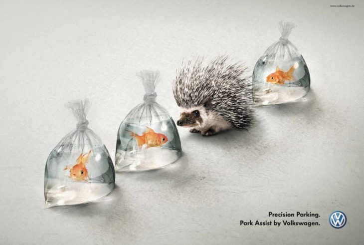 Подборка интересных и неожиданных рекламных кампаний