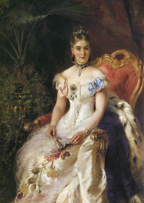 Веер – орудие дамского флирта