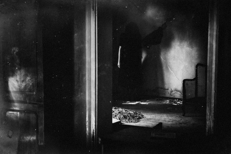 Таинственный и мрачный мир в фотографиях Маттиаса Люгера