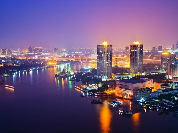 Завораживающая красота городов на воде
