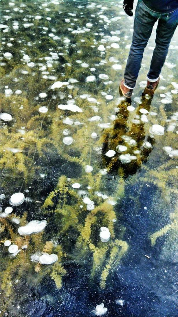 Места с кристально чистой водой