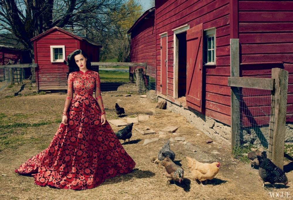Характерные портреты от фотохудожницы Энни Лейбовиц