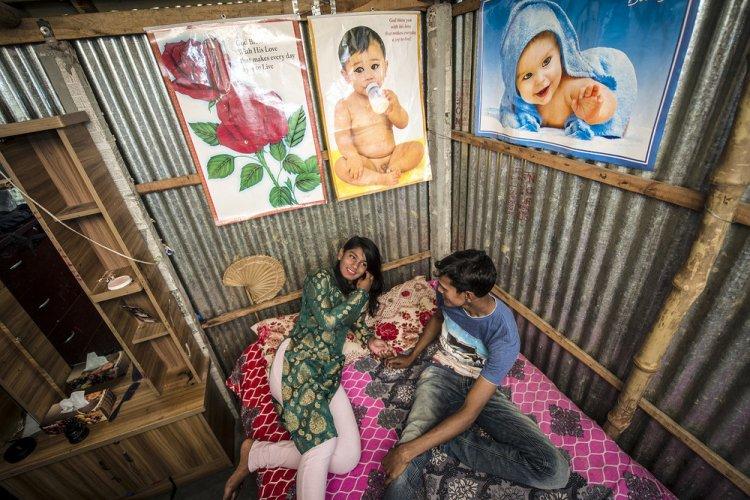 200-летний бордель в Бангладеш