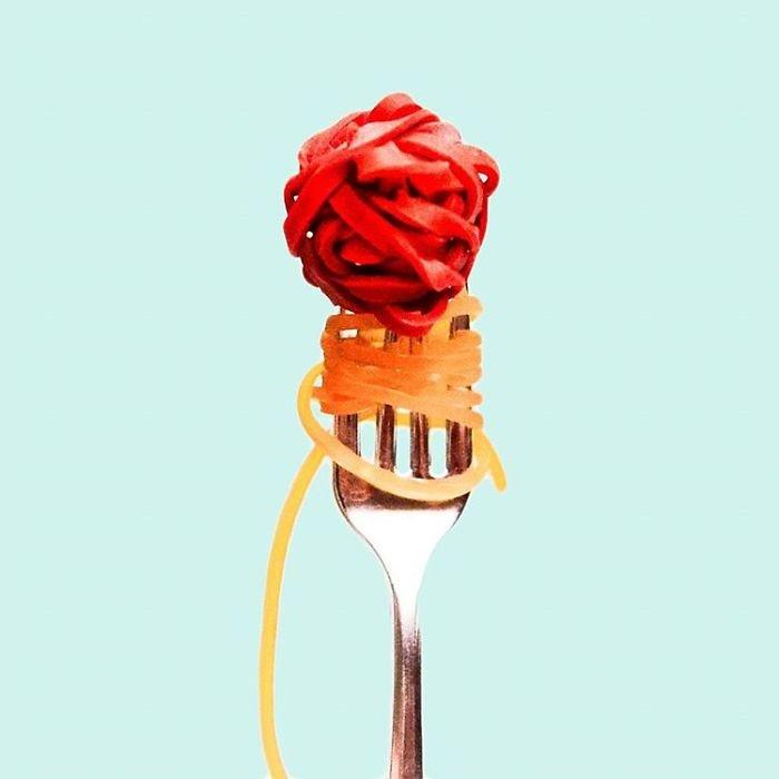 Когда еда не еда: продукты из предметов