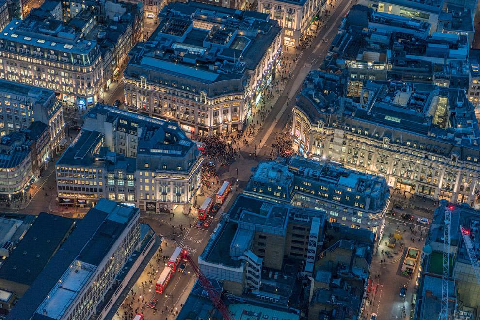 Лондон с высоты