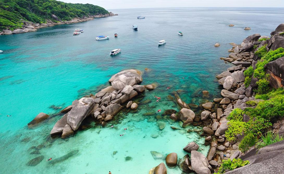Лучшие места Азии, куда можно отправиться этим летом