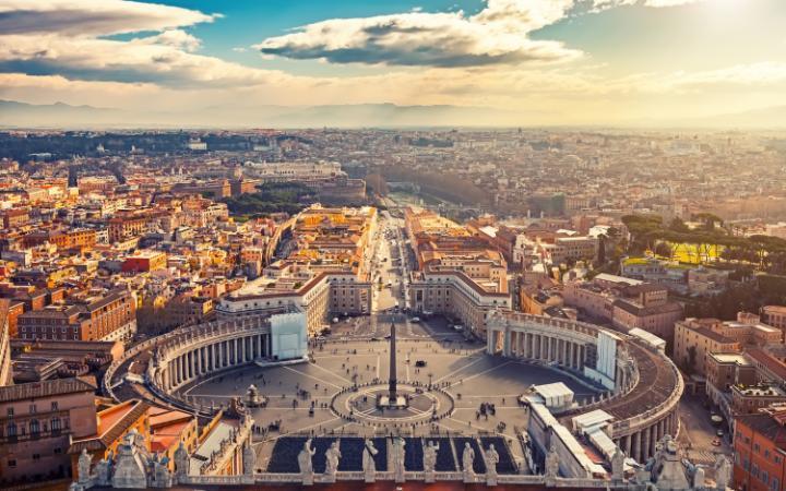 10 удивительных вещей о Ватикане