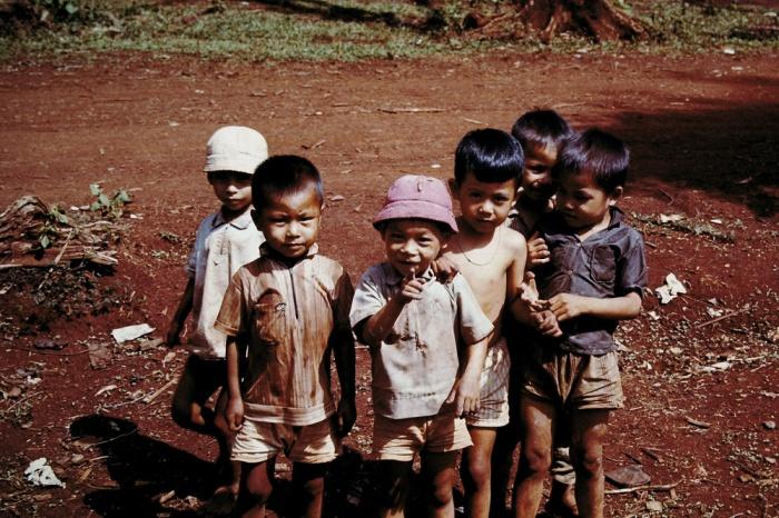 Быт американских солдат во время войны во Вьетнаме