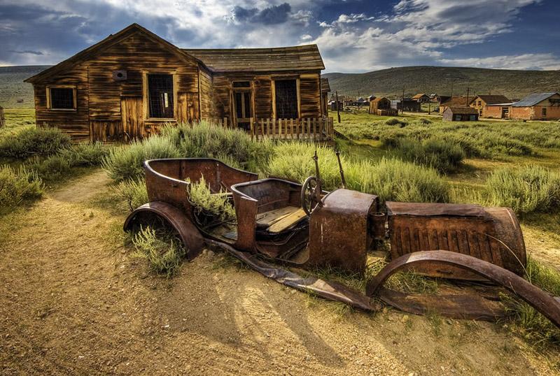 10 заброшенных мест, которые можно посетить
