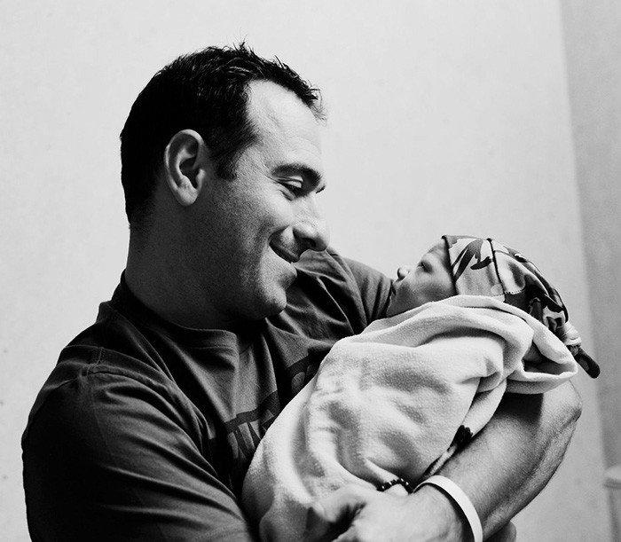 100 фотографий о том, что отцовство делает мужчин еще лучше