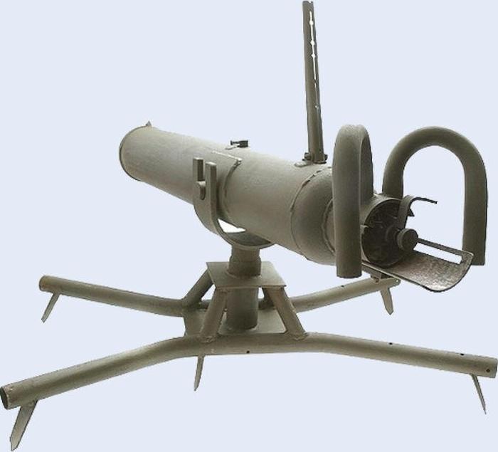 Ампуломёт - забытое оружие Великой Отечественной войны