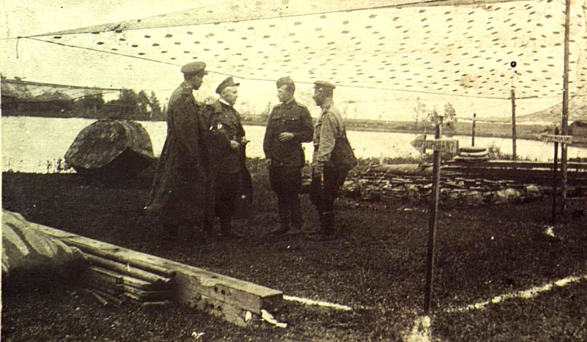 Рассекреченные фотографии Великой Отечественной войны