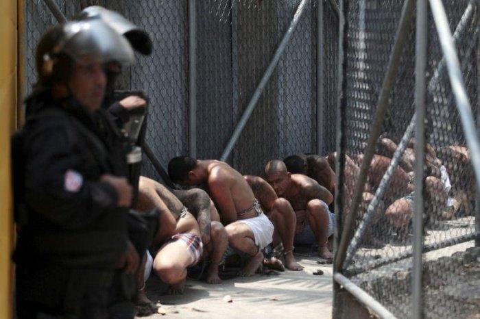 В Сальвадоре закрыли тюрьму из-за того, что не могли навести в ней порядок