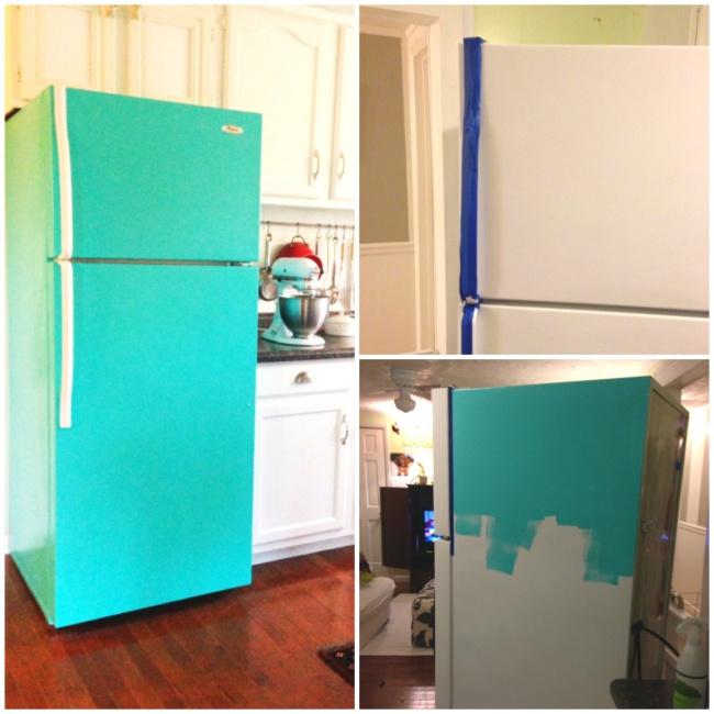 12 способов украсить обычный холодильник