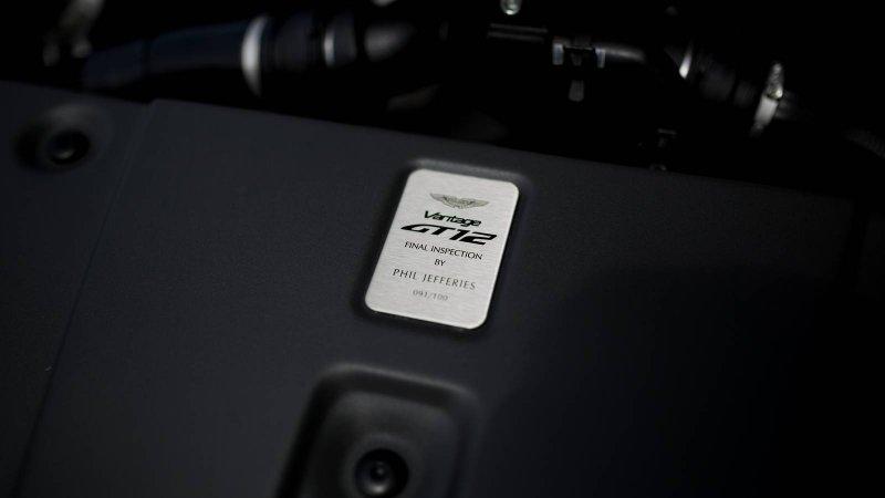 Aston Martin Vantage GT12 в исполнении Wheelsandmore