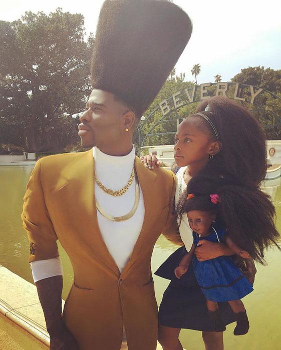 Тандем отца и дочери покорил интернет