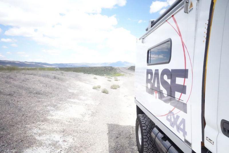 Передвижной лагерь для путешествий