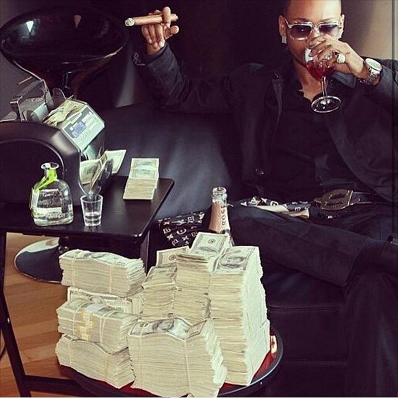 Отдых богатых деток из Instagram