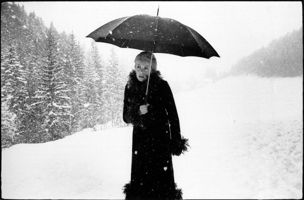 Чёрно-белые снимки легендарной Мэри Эллен Марк